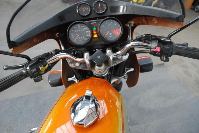 R90S de 1976 Detail3